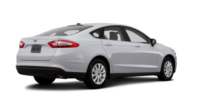 2016 Ford Fusion S | Photo 5 | Ingot Silver