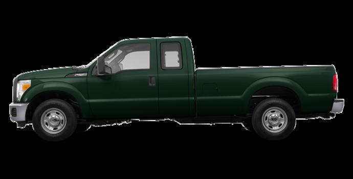 2016 Ford Super Duty F-350 XL   Photo 4   Green Gem