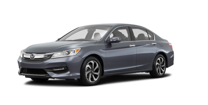 2016 Honda Accord Sedan EX-L   Photo 6   Modern Steel Metallic