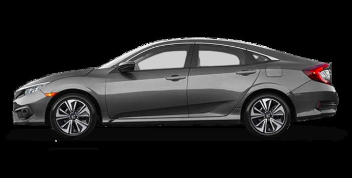 2016 Honda Civic Sedan EX-T | Photo 4 | Modern Steel Metallic