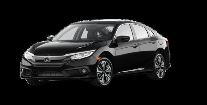 2016 Honda Civic Sedan EX-T | Photo 6 | Crystal Black Pearl
