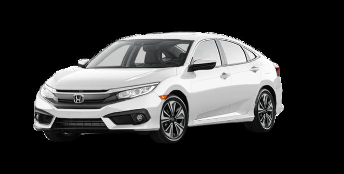 2016 Honda Civic Sedan EX-T | Photo 6 | White Orchard Pearl