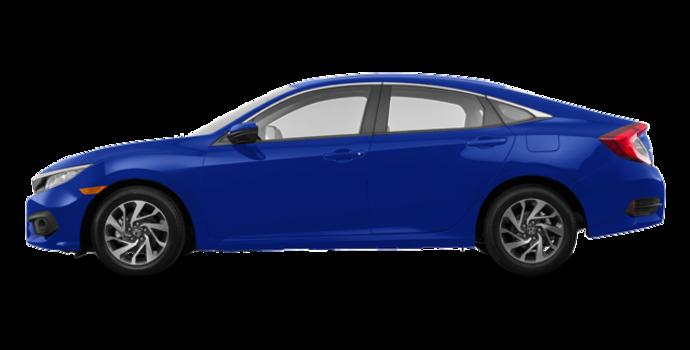 2016 Honda Civic Sedan EX | Photo 4 | Aegean Blue Metallic