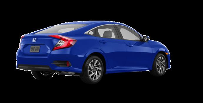 2016 Honda Civic Sedan EX | Photo 5 | Aegean Blue Metallic