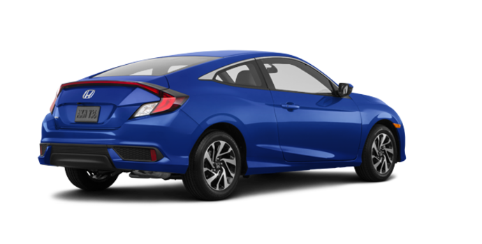 2016 Honda Civic Coupe LX | Photo 5 | Aegean Blue Metallic