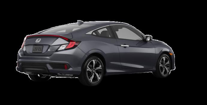 2016 Honda Civic Coupe TOURING | Photo 5 | Modern Steel Metallic