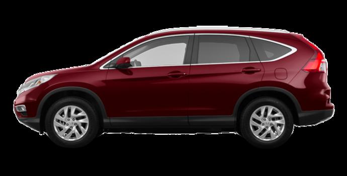 2016 Honda CR-V EX-L | Photo 4 | Basque Red Pearl II