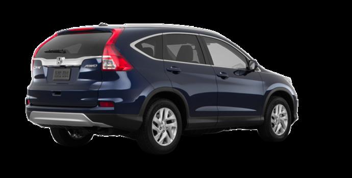2016 Honda CR-V EX-L | Photo 5 | Obsidian Blue Pearl
