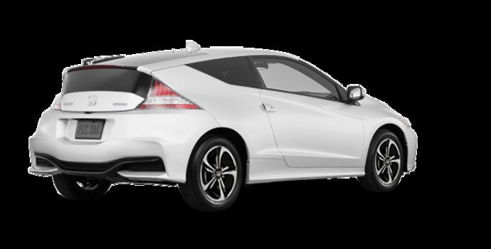2016 Honda CR-Z Premium   Photo 5   Ivory Pearl