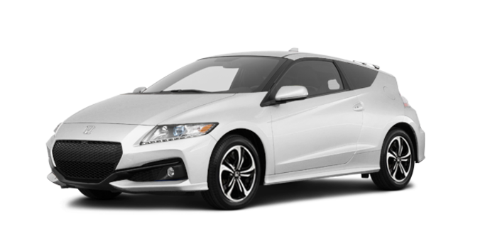 2016 Honda CR-Z Premium   Photo 6   Ivory Pearl