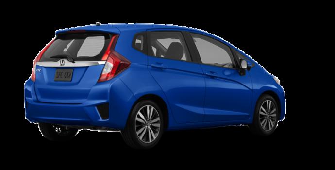 2016 Honda Fit EX-L NAVI | Photo 5 | Aegean Blue Metallic