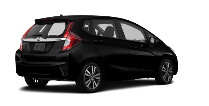 2016 Honda Fit EX-L NAVI | Photo 5 | Crystal Black Pearl
