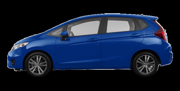 2016 Honda Fit EX | Photo 4 | Aegean Blue Metallic