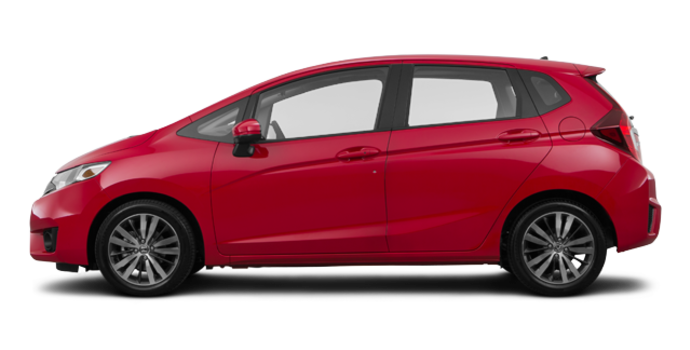 2016 Honda Fit EX | Photo 4 | Milano red