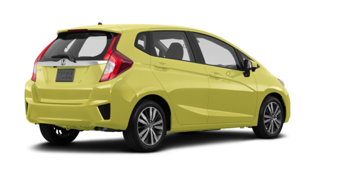 2016 Honda Fit EX | Photo 5 | Mystic Yellow Pearl