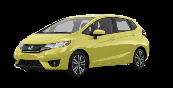 2016 Honda Fit EX | Photo 6 | Mystic Yellow Pearl