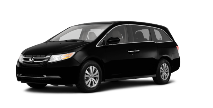 2016 Honda Odyssey EX-L Navi | Photo 6 | Crystal Black Pearl