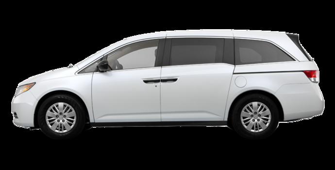 2016 Honda Odyssey LX | Photo 4 | White Diamond Pearl