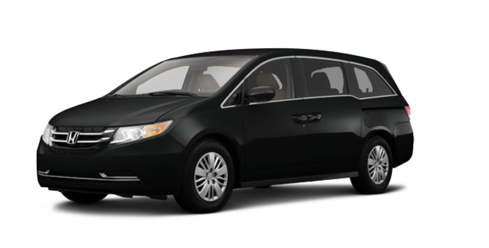 2016 Honda Odyssey LX | Photo 6 | Crystal Black Pearl