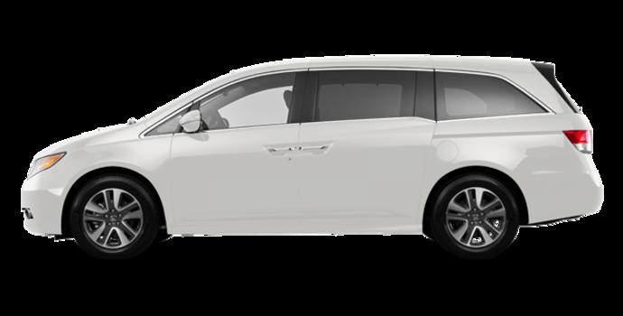 2016 Honda Odyssey TOURING | Photo 4 | White Diamond Pearl