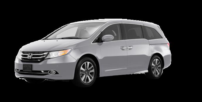 2016 Honda Odyssey TOURING | Photo 6 | Lunar Silver Metallic