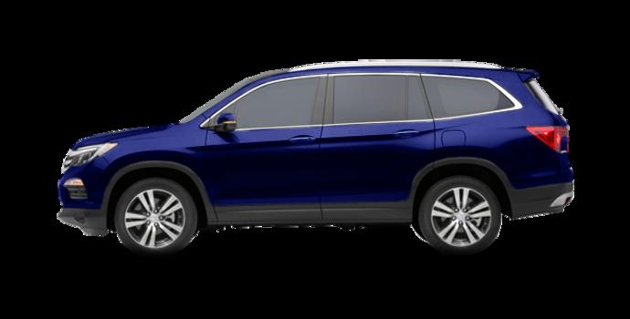 2016 Honda Pilot EX-L NAVI | Photo 4 | Obsidian Blue Pearl