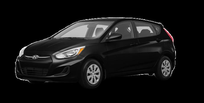 2016 Hyundai Accent 5 Doors L | Photo 6 | Ultra Black
