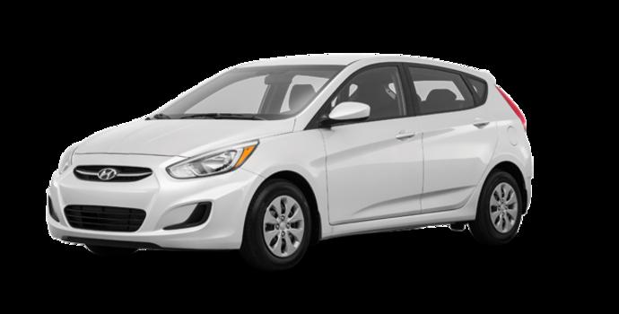 2016 Hyundai Accent 5 Doors LE   Photo 6   Century White