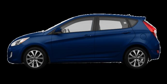 2016 Hyundai Accent 5 Doors SE | Photo 4 | Pacific Blue