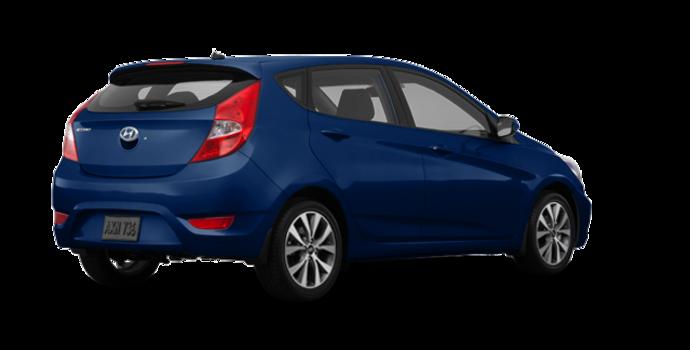 2016 Hyundai Accent 5 Doors SE | Photo 5 | Pacific Blue