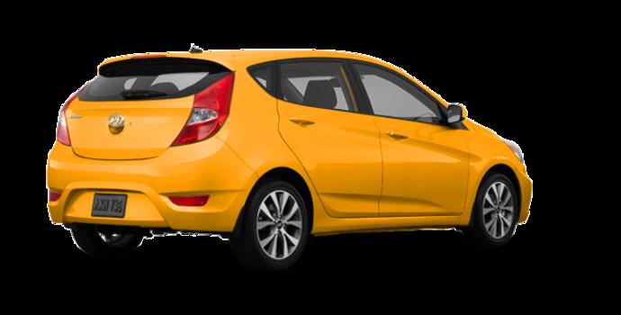 2016 Hyundai Accent 5 Doors SE | Photo 5 | Sunflower Yellow