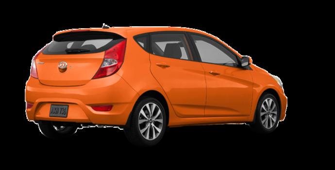 2016 Hyundai Accent 5 Doors SE | Photo 5 | Vitamin C
