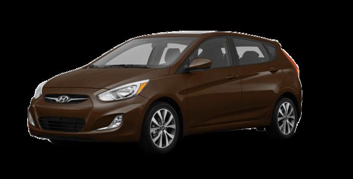 2016 Hyundai Accent 5 Doors SE | Photo 6 | Coffee Bean