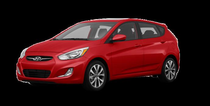 2016 Hyundai Accent 5 Doors SE | Photo 6 | Boston Red