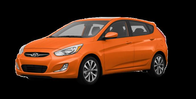 2016 Hyundai Accent 5 Doors SE | Photo 6 | Vitamin C