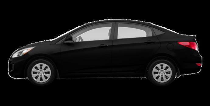 2016 Hyundai Accent Sedan GL | Photo 4 | Ultra Black