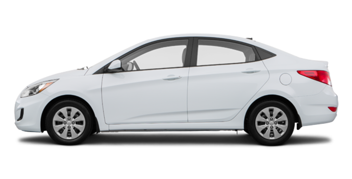 2016 Hyundai Accent Sedan GL | Photo 4 | Century White