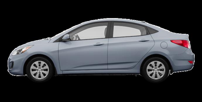 2016 Hyundai Accent Sedan GL | Photo 4 | Ironman Silver