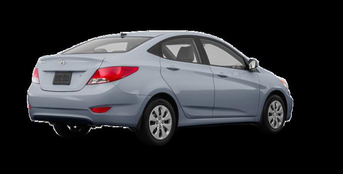 2016 Hyundai Accent Sedan GL | Photo 5 | Ironman Silver