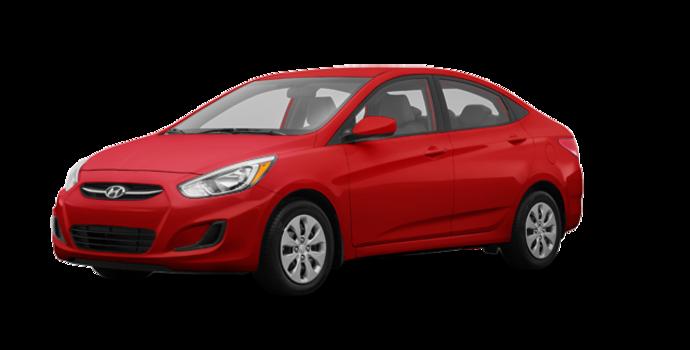 2016 Hyundai Accent Sedan GL | Photo 6 | Boston Red