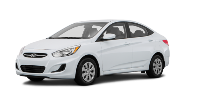 2016 Hyundai Accent Sedan GL | Photo 6 | Century White