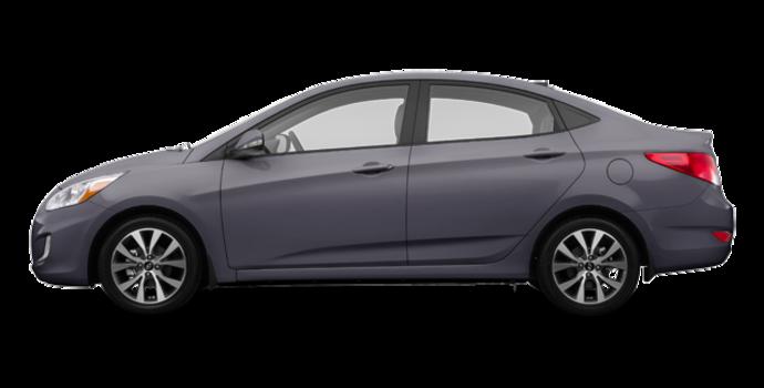 2016 Hyundai Accent Sedan GLS | Photo 4 | Triathlon Grey