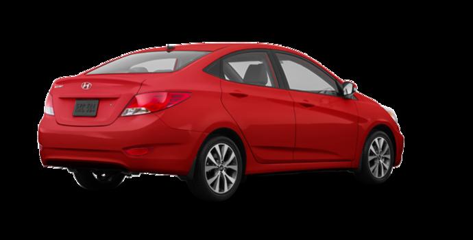 2016 Hyundai Accent Sedan GLS | Photo 5 | Boston Red