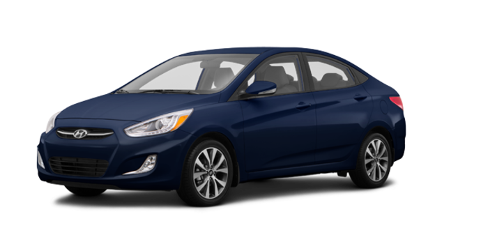 2016 Hyundai Accent Sedan GLS | Photo 6 | Pacific Blue