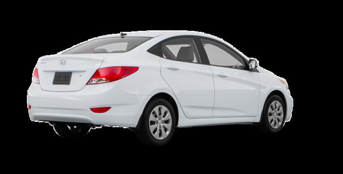 2016 Hyundai Accent Sedan LE | Photo 5 | Century White