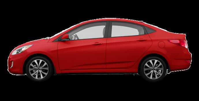 2016 Hyundai Accent Sedan SE | Photo 4 | Boston Red
