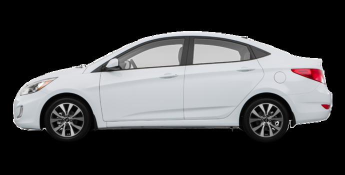 2016 Hyundai Accent Sedan SE | Photo 4 | Century White