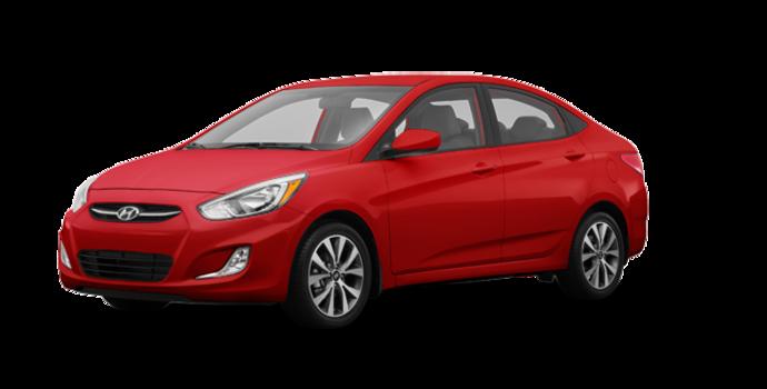 2016 Hyundai Accent Sedan SE | Photo 6 | Boston Red