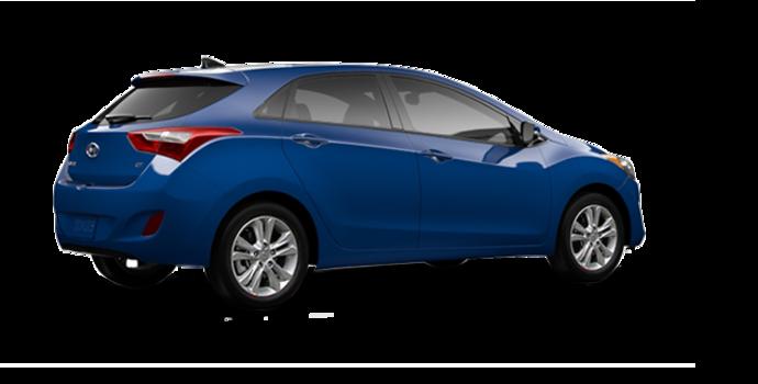 2016 Hyundai Elantra GT GLS | Photo 5 | Windy Sea Blue