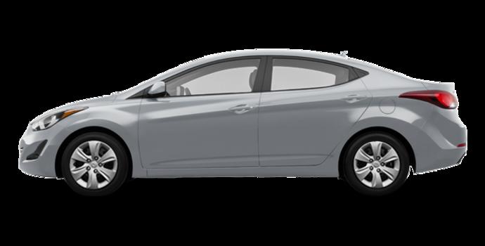 2016 Hyundai Elantra L | Photo 4 | Platinum Silver